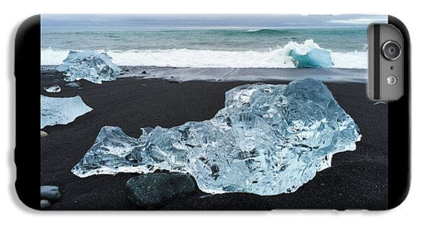 Blue Ice In Iceland Jokulsarlon IPhone 6 Plus Case