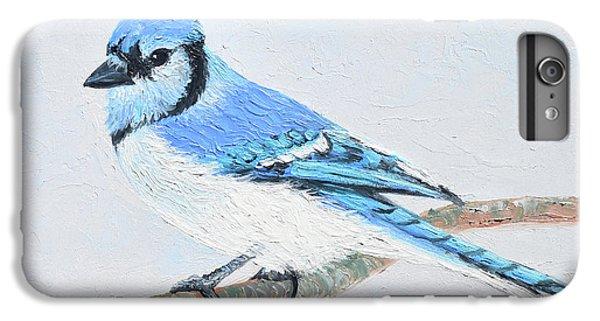Blue Jay IPhone 6 Plus Case