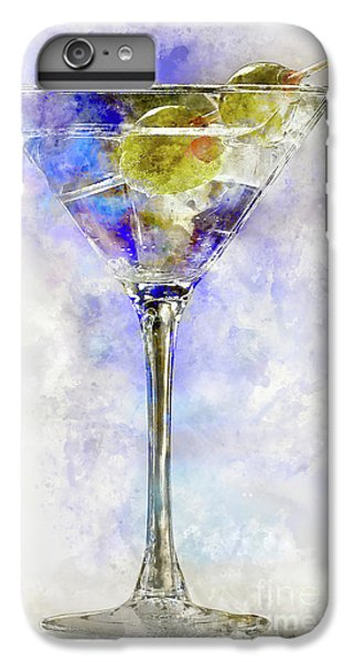 Blue Martini IPhone 6 Plus Case