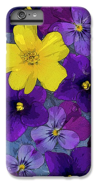 Fairy iPhone 6 Plus Case - Blue Pond by JQ Licensing