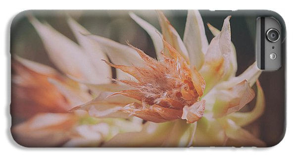 IPhone 6 Plus Case featuring the photograph Blushing Bride by Linda Lees