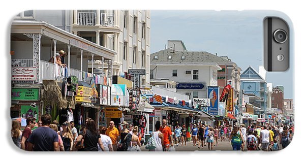 Boardwalk Ocean City Md IPhone 6 Plus Case
