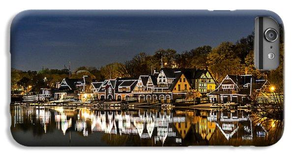Boathouse Row IPhone 6 Plus Case