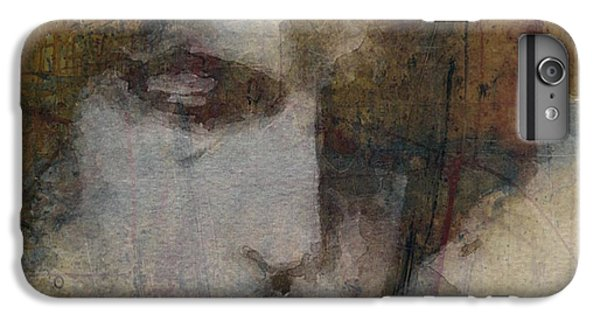 Bob Dylan iPhone 6 Plus Case - Bob Dylan - The Times They Are A Changin' by Paul Lovering