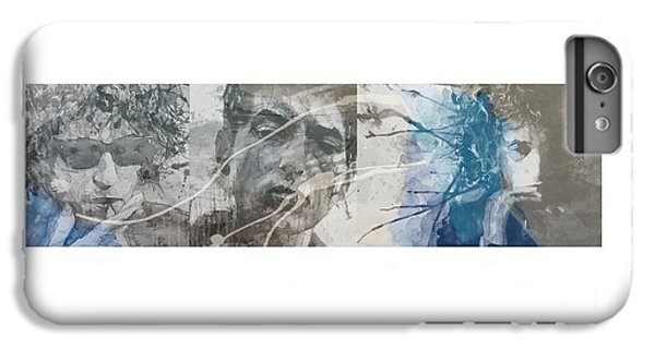 Bob Dylan Triptych IPhone 6 Plus Case