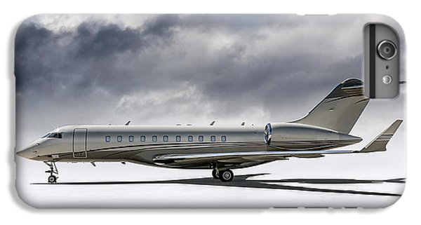 Jet iPhone 6 Plus Case - Bombardier Global 5000 by Douglas Pittman