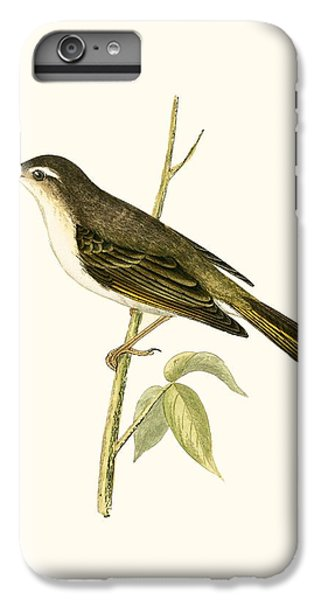 Bonelli's Warbler IPhone 6 Plus Case by English School