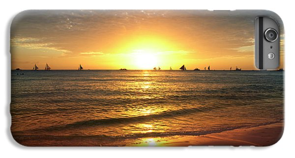 boracay,Philippians 4 IPhone 6 Plus Case by Mark Ashkenazi