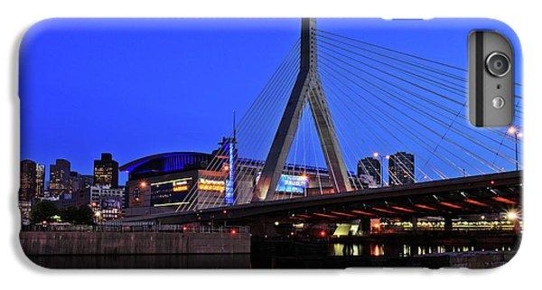 Boston Garden And Zakim Bridge IPhone 6 Plus Case