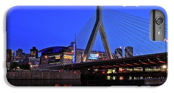 Boston Garden And Zakim Bridge IPhone 6 Plus Case by Rick Berk