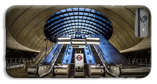 Bound For The Underground IPhone 6 Plus Case by Evelina Kremsdorf