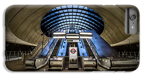 Bound For The Underground IPhone 6 Plus Case by Evelina Kremsdorf
