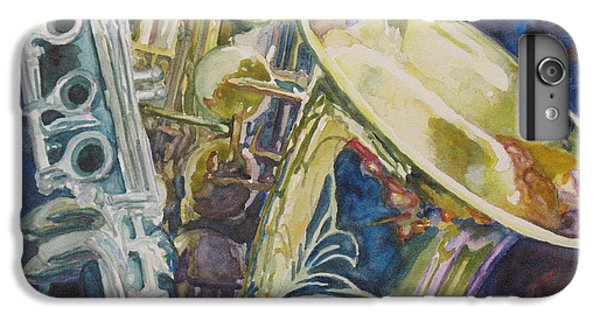 Bouquet Of Reeds IPhone 6 Plus Case by Jenny Armitage