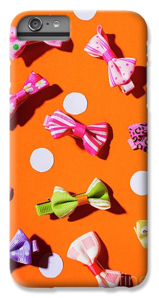 IPhone 6 Plus Case featuring the photograph Bow Tie Party by Jorgo Photography - Wall Art Gallery