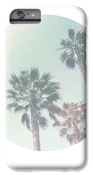 Breezy Palm Trees- Art By Linda Woods IPhone 6 Plus Case