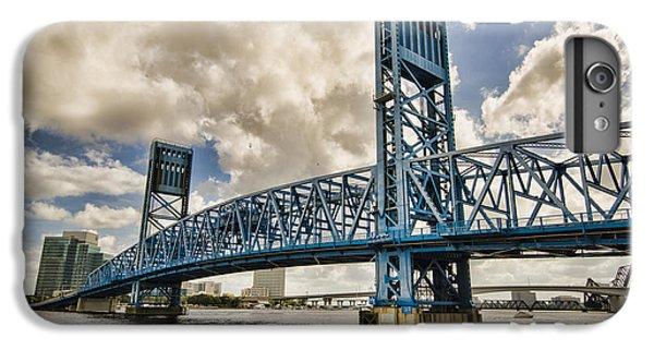 Bridge Of Blues IPhone 6 Plus Case by Anthony Baatz