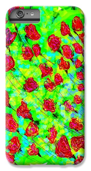 Bright IPhone 6 Plus Case by Khushboo N