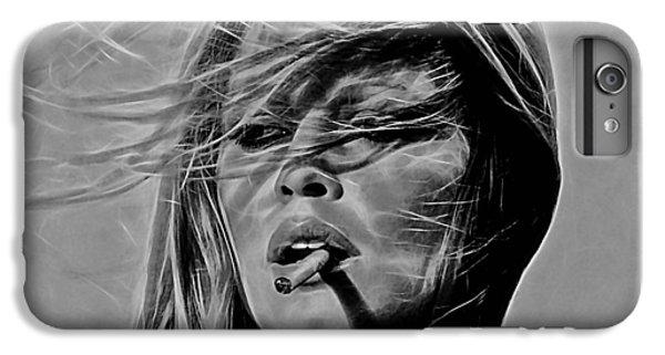 Brigitte Bardot Collection IPhone 6 Plus Case