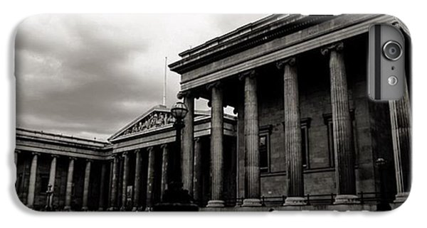 London iPhone 6 Plus Case - #britishmuseum #london #thisislondon by Ozan Goren