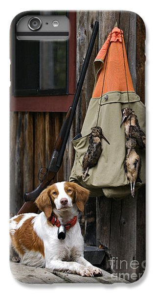 Brittany And Woodcock - D002308 IPhone 6 Plus Case by Daniel Dempster