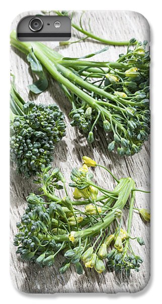Broccoli Florets IPhone 6 Plus Case