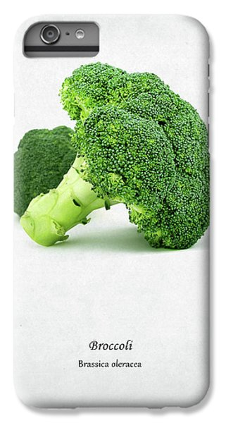 Broccoli IPhone 6 Plus Case by Mark Rogan