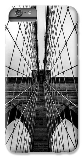 Brooklyn's Web IPhone 6 Plus Case by Az Jackson
