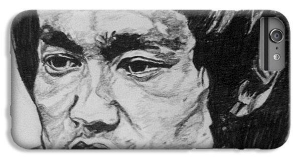 iPhone 6 Plus Case - Bruce Lee by Rachel Natalie Rawlins