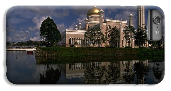 Brunei Mosque IPhone 6 Plus Case by Travel Pics