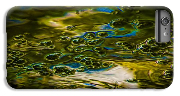 Bubbles And Reflections IPhone 6 Plus Case