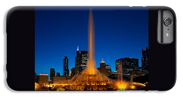 Buckingham Fountain Nightlight Chicago IPhone 6 Plus Case