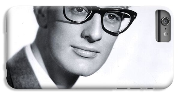 Cricket iPhone 6 Plus Case - Buddy Holly by The Titanic Project