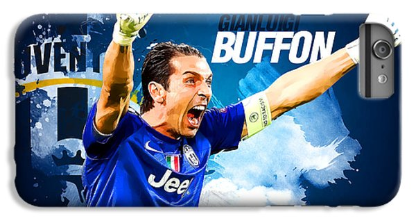 Buffon IPhone 6 Plus Case by Semih Yurdabak
