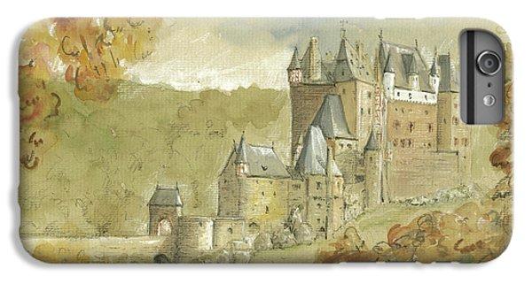 Burg Eltz Castle IPhone 6 Plus Case by Juan Bosco