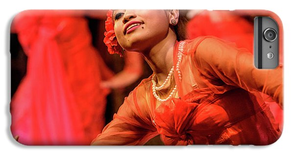 Burmese Dance 1 IPhone 6 Plus Case by Werner Padarin