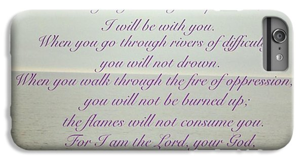 Design iPhone 6 Plus Case - But Now, O Jacob, Listen To The Lord by LIFT Women's Ministry designs --by Julie Hurttgam