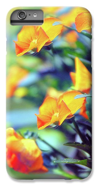 IPhone 6 Plus Case featuring the photograph Buttercups by Jessica Jenney