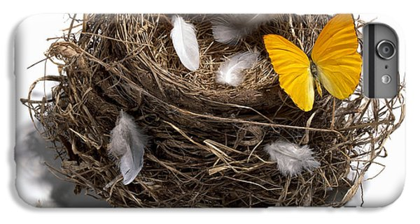 Butterfly And Nest IPhone 6 Plus Case