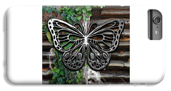 Butterfly Collection IPhone 6 Plus Case