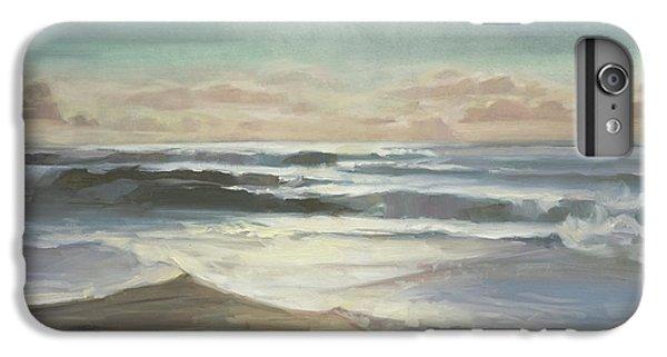 Pacific Ocean iPhone 6 Plus Case - By Moonlight by Steve Henderson