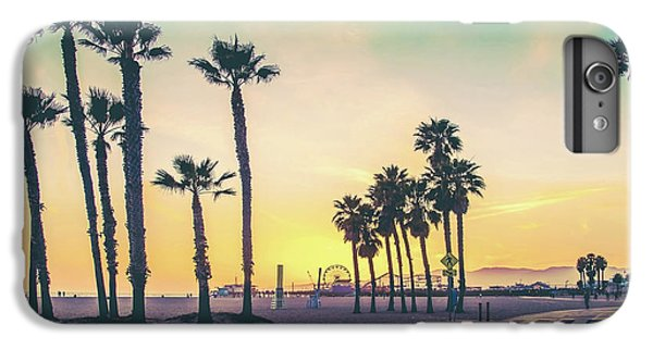 Cali Sunset IPhone 6 Plus Case