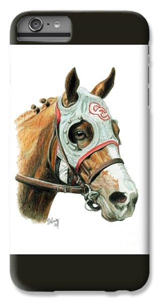 Horse iPhone 6 Plus Case - California Chrome  2016 by Pat DeLong
