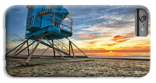 American Landmarks iPhone 6 Plus Case - California Dreaming by Larry Marshall