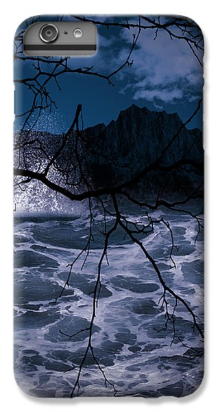 Caliginosity IPhone 6 Plus Case by Lourry Legarde