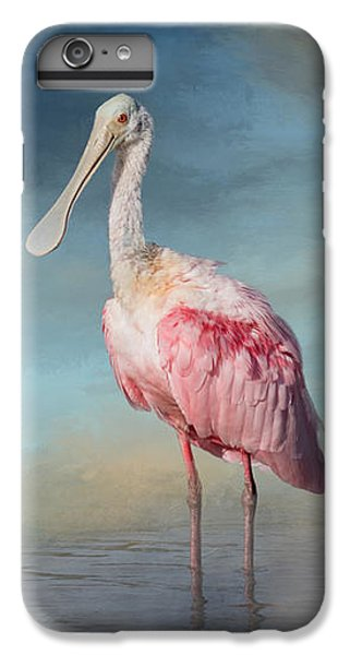 Call Me Rosy IPhone 6 Plus Case by Kim Hojnacki