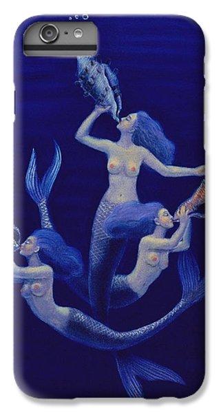 Call Of The Mermaids IPhone 6 Plus Case