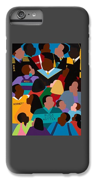 iPhone 6 Plus Case - Called To Serve Inspiring Change by Synthia SAINT JAMES