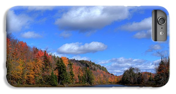Calmness On Bald Mountain Pond IPhone 6 Plus Case by David Patterson
