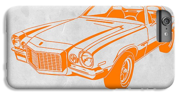 Camaro IPhone 6 Plus Case by Naxart Studio