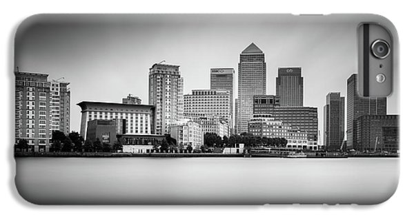 Canary Wharf, London IPhone 6 Plus Case by Ivo Kerssemakers